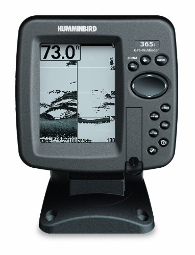 Humminbird 365i 4 inch waterproof marine gps and for Best rated fish finder
