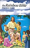 KJV Children's Rainbow Bible (0529046415) by Thomas Nelson