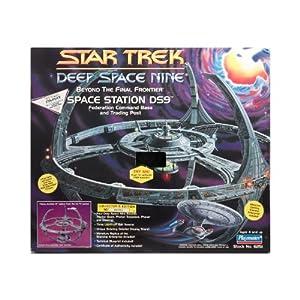Star Trek Deep Space Nine - Space Station DS9