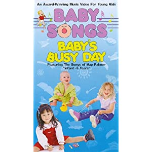 Amazon.com: Babysongs - Baby's Busy Day VHS: Baby Songs ...