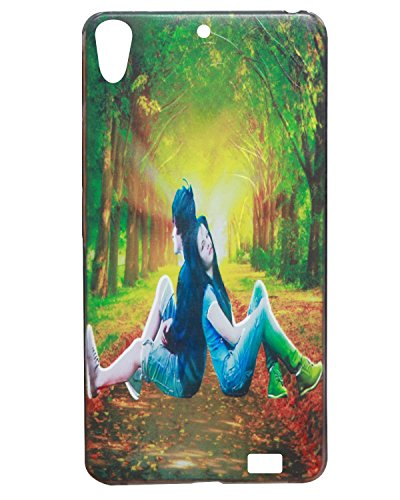 Jkobi Fashionable Printed Designed Hard Shell Back Cover For Gionee Elife S5.1 -Love Couple  available at amazon for Rs.170