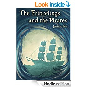 The Princelings and the Pirates (The Princelings of the East)