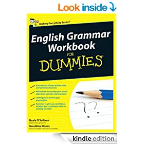 English Grammar Workbook For Dummies