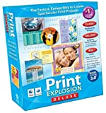 Print Explosion Deluxe 3.0 (Mac) [Old Version]