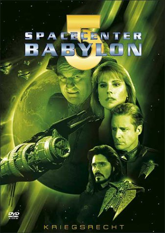 Spacecenter Babylon 5 - Staffel 3: Kriegsrecht (Box Set, 6 DVDs)