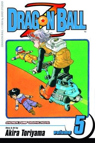 Dragon Ball Z, Vol. 5 PDF