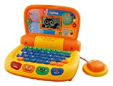 Enlarge toy image: VTech My Laptop (Orange) -  preschool activity for young kids