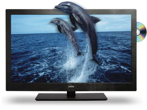 Cello C42116-LED3DIPTVT2 42-inch 1080p Full HD LED TV with Freeview HD/3D/Blu-ray from Cello