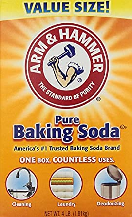 Arm & Hammer Baking Soda, 64 Oz