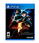 Capcom PS4 Resident Evil 5 HD