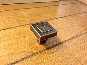 sonoma cabinet hardware mission knob antique copper. Black Bedroom Furniture Sets. Home Design Ideas
