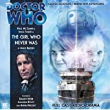 The Girl Who Never Was (Doctor Who)by Alan Barnes