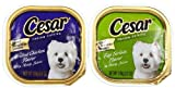 Cesar Canine Cuisine Food for Small Dogs, Top Sirloin, Grilled Chicken