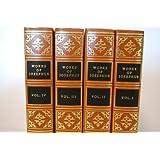 The Works of Flavius Josephus [4 Vols] ~ Flavius Josephus