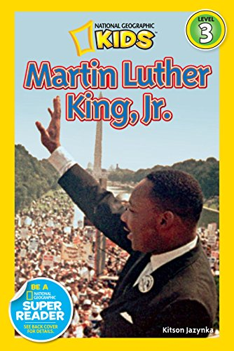 National Geographic Readers: Martin Luther King, Jr. (Readers Bios)