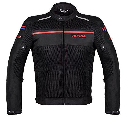 Honda-Racing-Textile-Moto-Veste