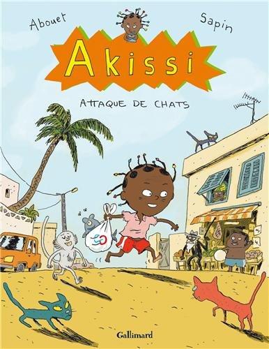 Akissi (1) : Attaque de chats