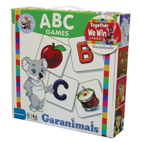 Patch Garanimals ABC Game Games