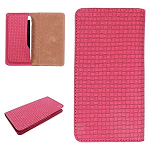 DooDa PU Leather Case Cover For Videocon A26