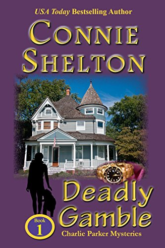 Deadly Gamble (Charlie Parker Mystery Book 1) PDF