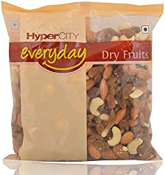 Hypercity Everyday Dry Fruits - Mix, 500g Pack