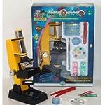Optic Microscope 200x-600x-1200x with...