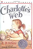 img - for Charlotte's Web (Trophy Newbery) book / textbook / text book