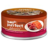 Iams Purrfect Delicacies Roasted Beef & Salmon Dinner In Gravy