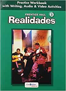 Realidades 2 Writing Audio & Video Workbook