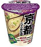 エースコック ご当地最前線 京都こってり鶏白湯麺 89g×12個