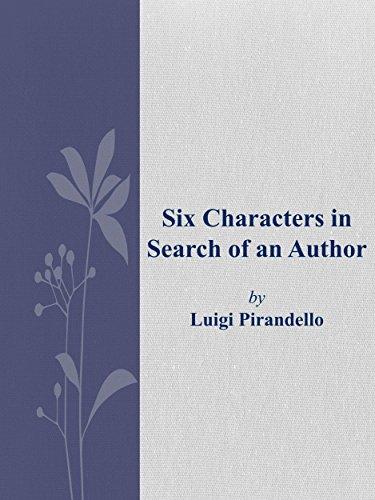 characterization essay on war by luigi pirandello
