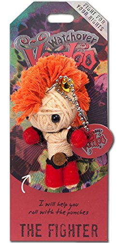 Watchover Voodoo The Fighter Novelty