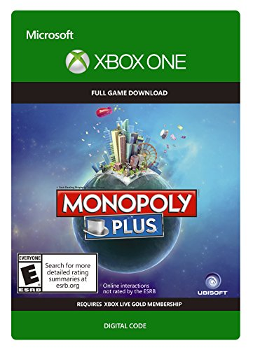 Monopoly Game For Xbox 1 : Monopoly plus xbox one digital code best real games