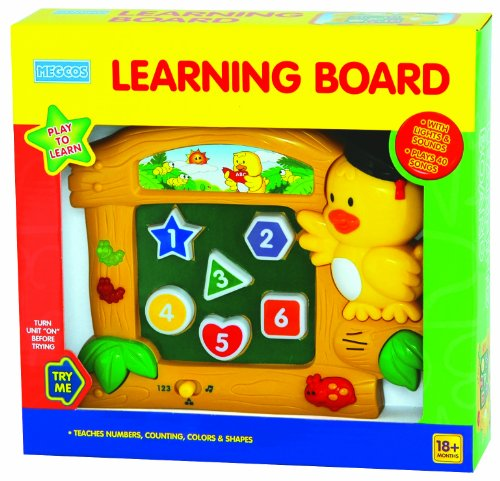 megcos Learning Board