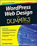 img - for WordPress Web Design For Dummies (For Dummies (Computer/Tech)) book / textbook / text book