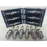 NGK 6619 Iridium Spark Plugs LFR6AIX-11 - 6 PCS *NEW*