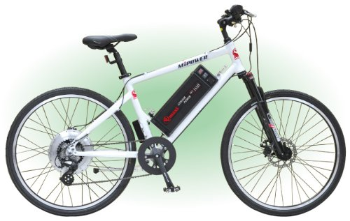 MiPower Electric Bike - 500 Watt, 14ah Powerful Electric Bicycle