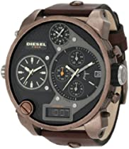 Diesel Watches Master Brigade (Brown)