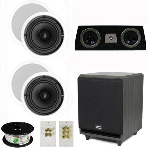 Best Price Theater Solutions 5 1 Home Theater 8 Ceiling