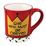 Our Name Is Mud She Who Must Be Obeyed Mug