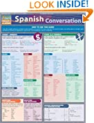 Spanish Conversation (Quickstudy: Academic)