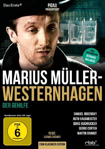 Marius Müller Westernhagen - Der Gehilfe (Pidax Film-Klassiker)