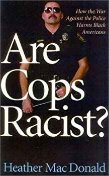 "Cover of ""Are Cops Racist?"""