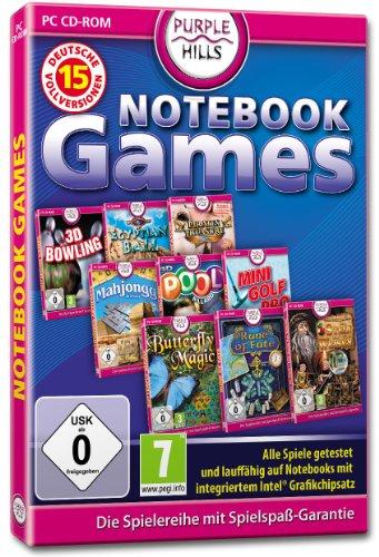 Notebook Games [Edizione: Germania]