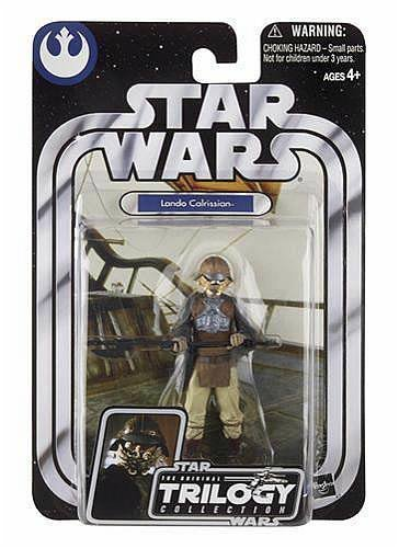 Star Wars Original Trilogy Collection #32 Lando Calrissian Skiff Guard Disguise Action Figure