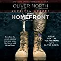 American Heroes on the Homefront: The Hearts of Heroes (       UNABRIDGED) by Oliver North Narrated by Peyton Tochterman, Oliver North