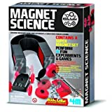 4M Magnet Science Kit (Tamaño: Basic pack)