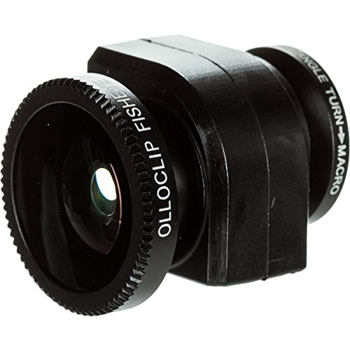 olloclip lens system for iPhone 5 - Black