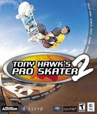 Tony Hawks Pro Skater 2 (Mac)
