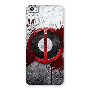 Bleed Dead Multicolor Back Case Cover for Xiaomi Redmi Mi5